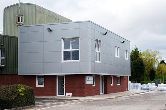 Crediton Factory